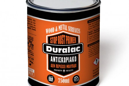 NEW ANTIRUST AND SUNLAC CONTAINER